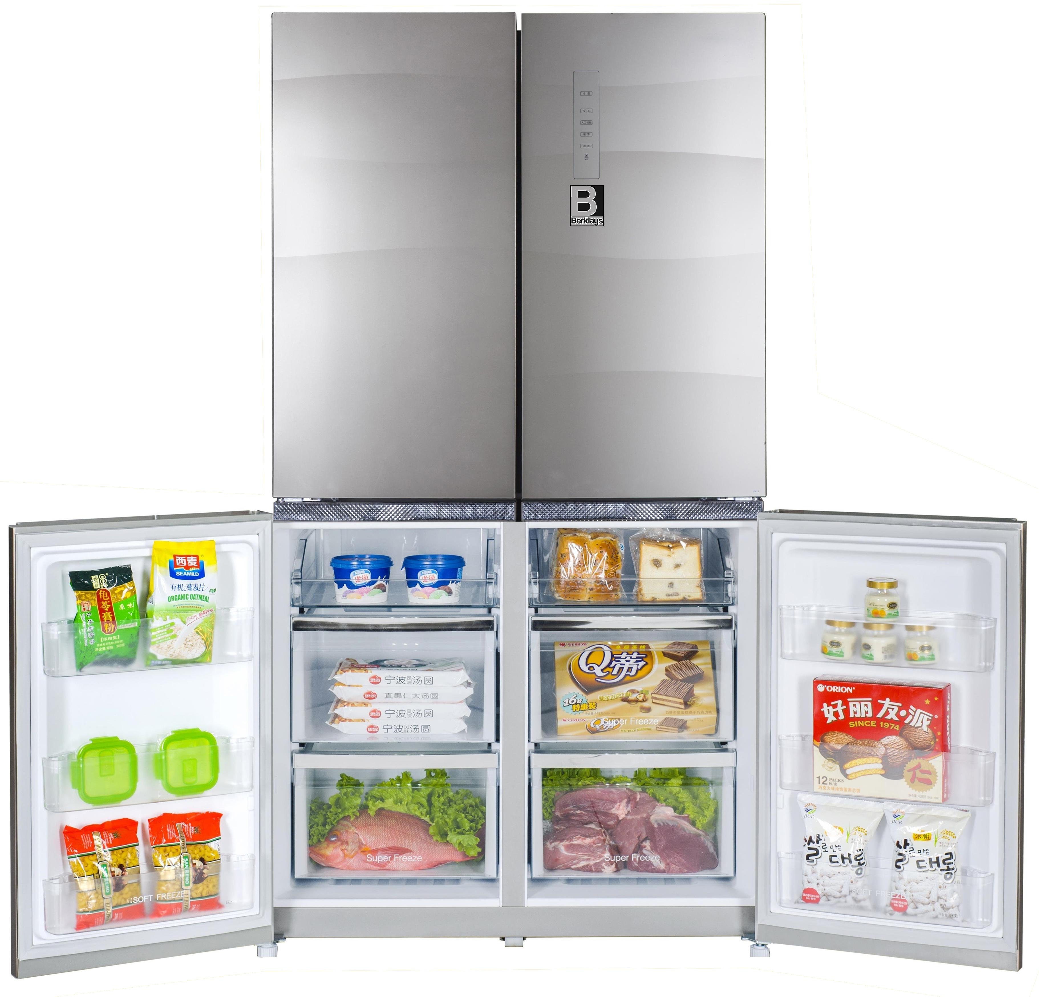 Réfrigérateur Portes Berklays - Refrigerateur 4 portes