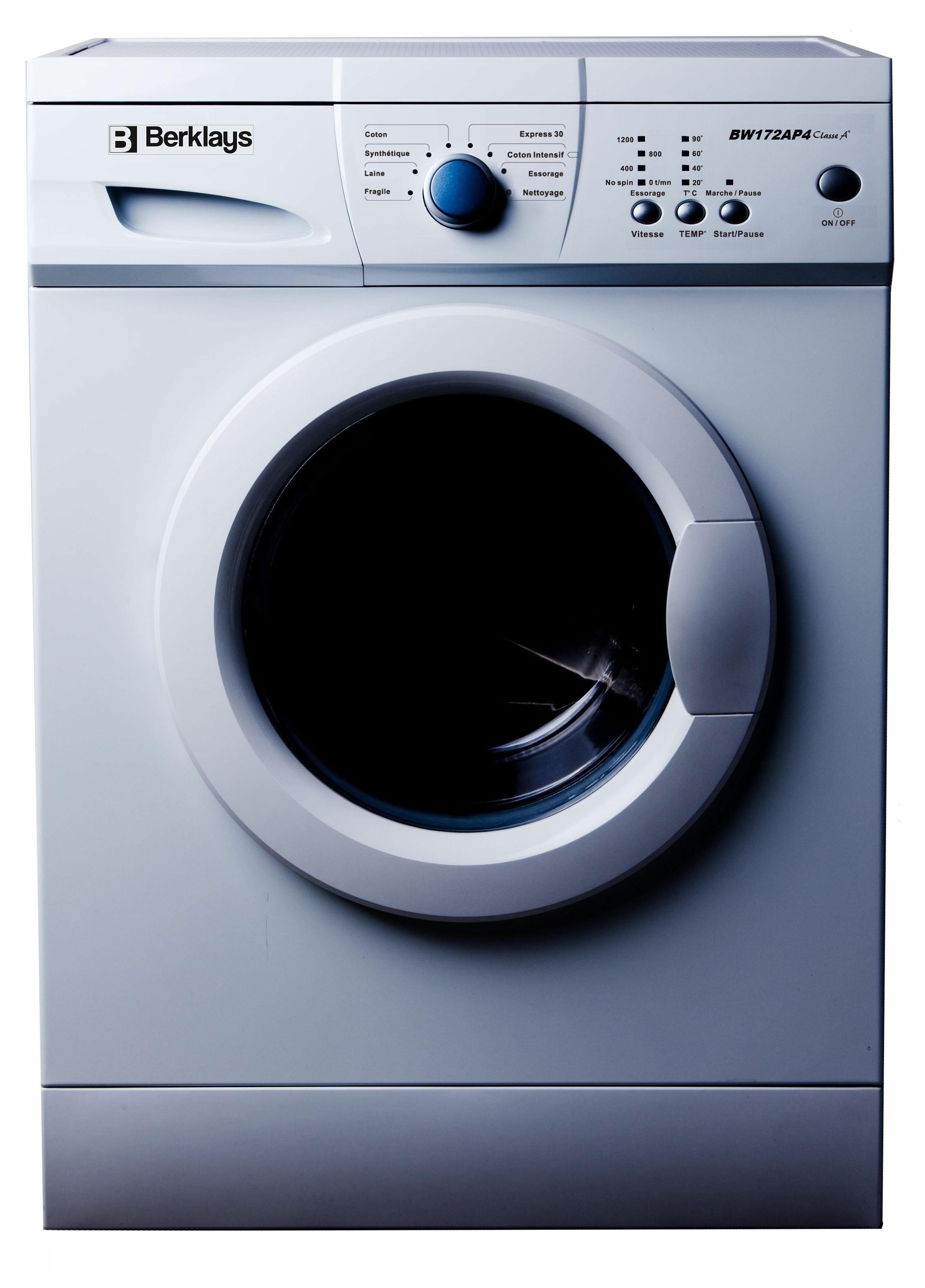 machine laver 7 8 kgs berklays. Black Bedroom Furniture Sets. Home Design Ideas