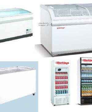 Semi-pro cooling & freezing